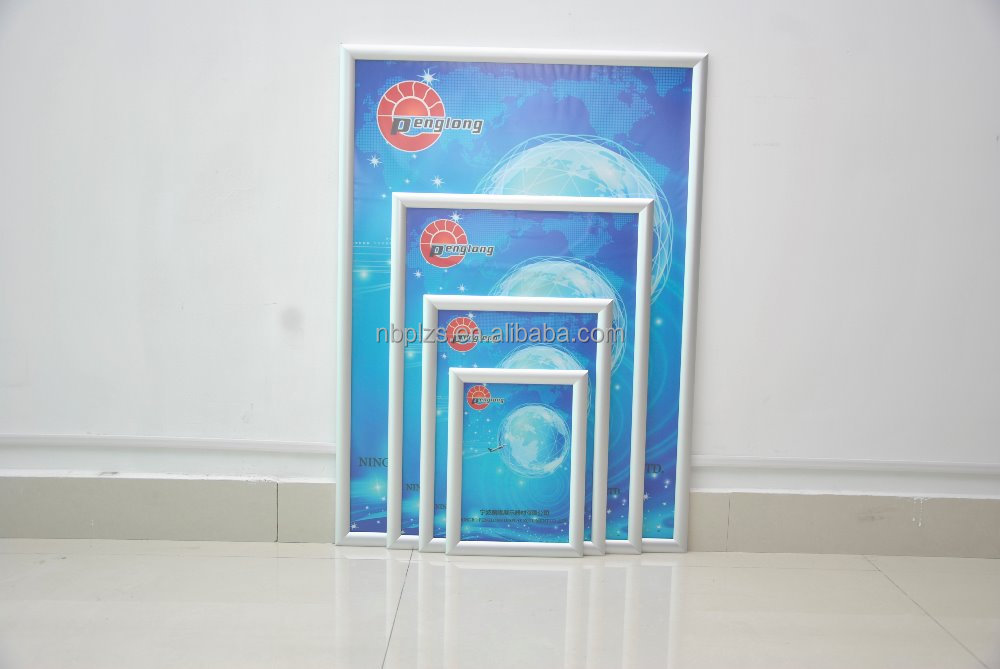 Metal Material and Photo Frame Type Customize Aluminum Picture Frame