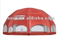 2012 A1-Top Inflatable Orange&Bubble dome Tent price/camping tent/grow tent