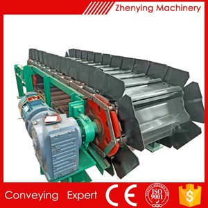 China large conveying capacity sand bucket elevator