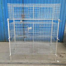 Low price pullet cage for folding chicken coop