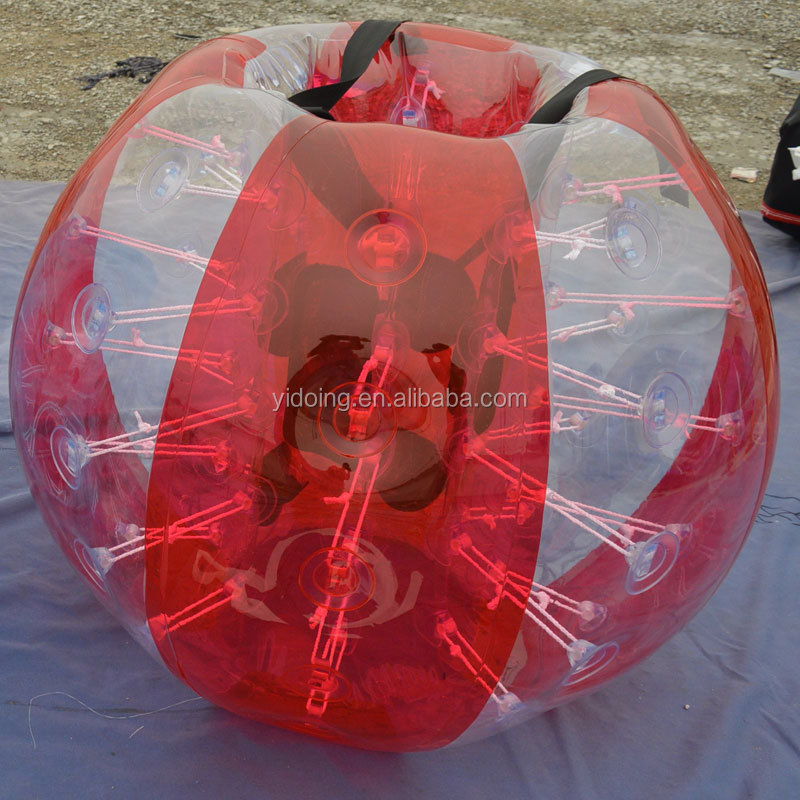 Kids PVC knocker <strong>ball</strong>, human bubble <strong>ball</strong> for sale D5015
