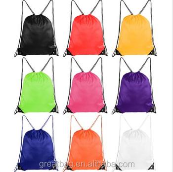 Whole Black Cinch Bags Bulk Backpack Drawstring