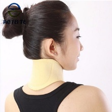 wholesales cheap price neck massager collar with elastic bands