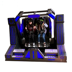 360 degree Super Pendulum VR simulator game machine indoor for amusement