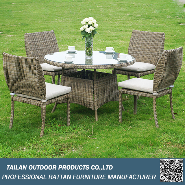 Wicker Dining Chairs For Sale, Weather Resistant Outdoor Furniture Wicker