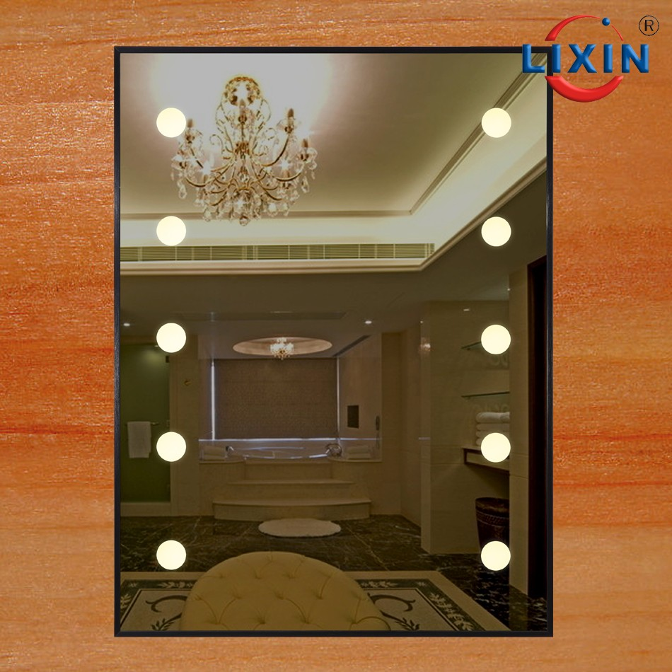 Factory Direct Oem & Odm Luxury Villa Light Mirror,Hotel Bathroom ...