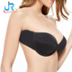 New Arrival Super Push Up Invisible Silicone Free Bra Seamless Bra For Wedding Dress