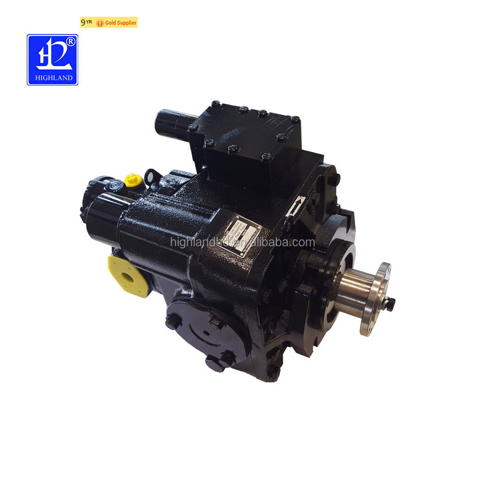 Panama PV20 series hydraulic pump with tapered shaft