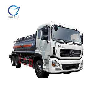 6*4 vehicle-mounted sulfuric acid chemical truck ,sulfuric acid transportation by tank truck