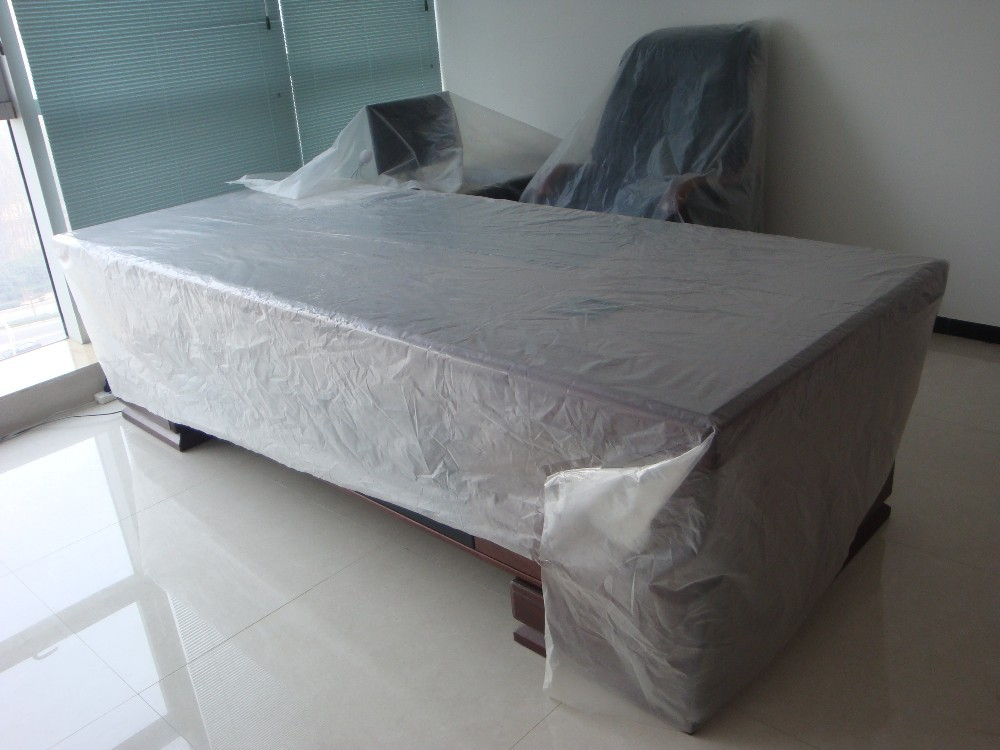 plastic dust sheet protection cover