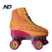 Soy luna yellow model moon series patines roller skates
