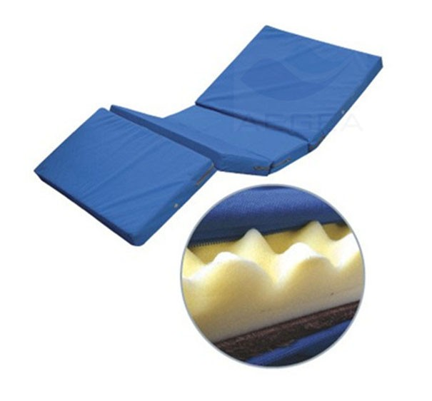 AG-M011 fireproof cover medical foldable hospital bed foam rolling mattress for sale