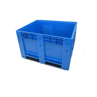 1200*1000*760mm Plastic Storage Boxes Hinge Lids Multiple Series