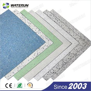 Anti Static Vinyl Tile Flooringvinyl Resilient Tile Material Esd