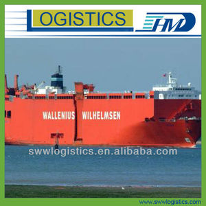 Sea freight agent from China to Saudi