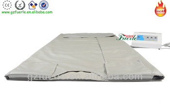 Lead Supplier Of Spa Heated Blanket / Slimming Hot Blanket ...