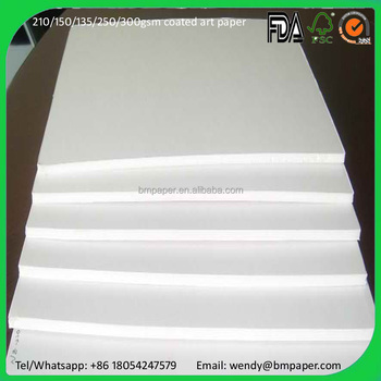high gloss 80gsm coated art paper for magazine printing buy paper