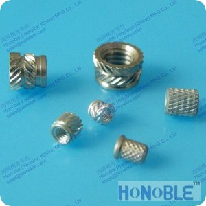 M9 stainless steel fastener thread inserts for aluminium