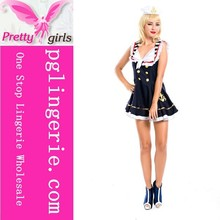 Wholesale adult sailor fancy dress spanish dress costume Sexy Sailor Costume Uniform M4652