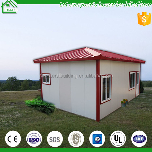 prefabricated house modern home casas prefabricadas house
