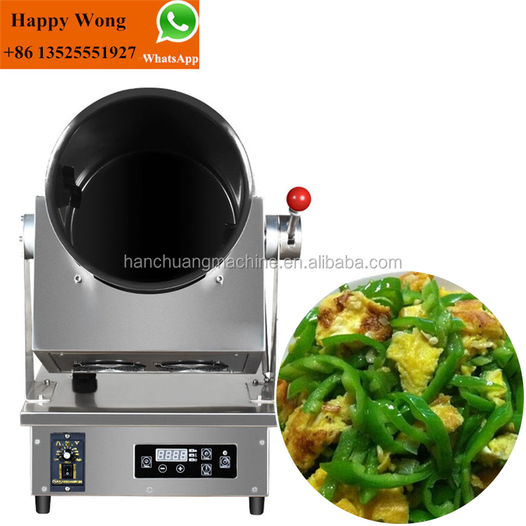 Functional Porridge Oil free Intelligent Machine for Stiring Induction Cooker