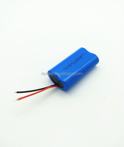 7.4V 9000mAh export global li-ion rechargeable battery