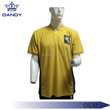 Nice Customized newest design sublimation polo shirt for men