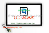 32 inch IR Interactive Touch Panel Screen FOR LCD