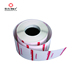 Pre Printed Direct Thermal supermarket weight Scale Labels