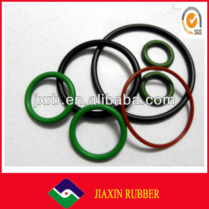 2013 the Newest design rubber teflon encapsulated o-rings from JIAXIN RUBBER