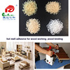 hot melt wood glue in bulk packaging