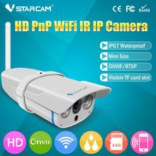 C7816WIP HD Multi View Surveillance Wireless IP67 IP Camera Outdoor With Free APP