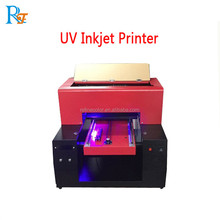 Automatic and multicolor A3 UV printer for pen,mobile phone shell,disk,golf ball