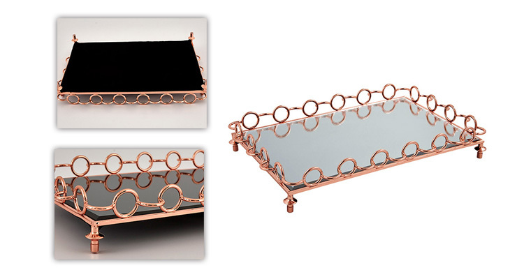 Hot Sale Tray/beautiful Metal Tray/serving Tray