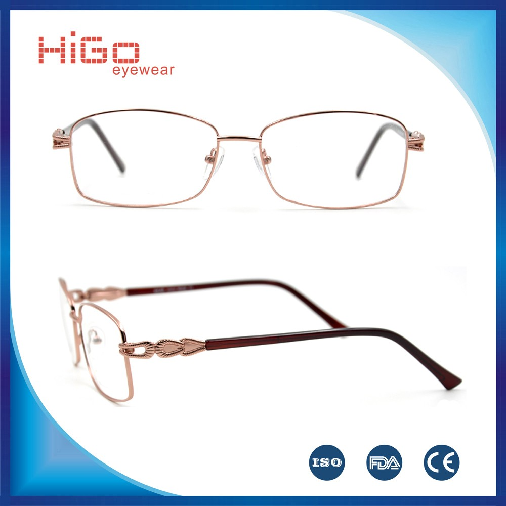 Eyewear Frames China : Cheap Stock Eyewear Photo Frame Steel Glasses China ...