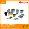 Neodymium Magnet Composite And Arc Segment Shape Neodymium Magnet ...