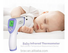 Non-contact Infrared Thermometer Body and Surface Infrared Digital Thermometer Dual Mode W LCD Display Fast Accurate