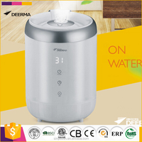 Wholesale Purifier Humidifier 5L 25W Anti Dry Burning Anion Humidifier Air For House