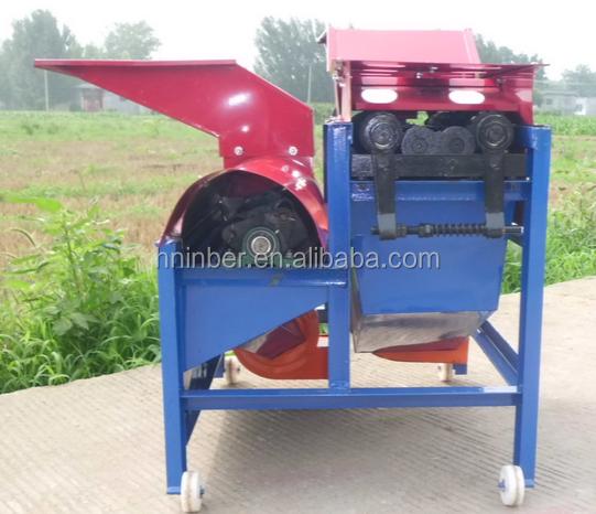 Новый дизайн свежей кукурузы пилинг/Шеллер/Овощечистка/машина для шелушения используется