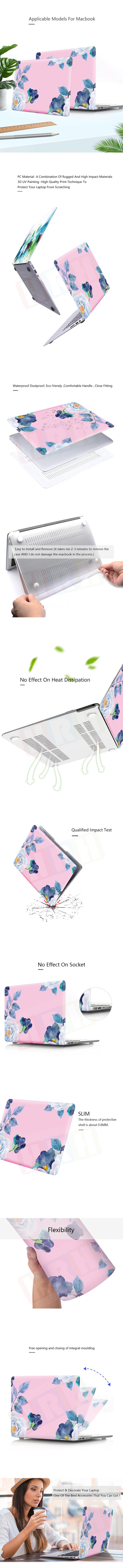 Nieuwste Crystal Clear Laptop Harde Gevallen Beschermhoes Voor Huawei Matebook 13