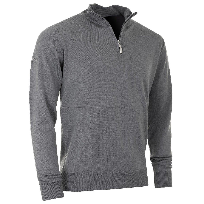 Buy Callaway Golf Mens 14 Zip Merino Mix Windstopper Sweater In