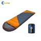 Spliced 2 Person Use fluffy sleeping bag quit outdoor camping