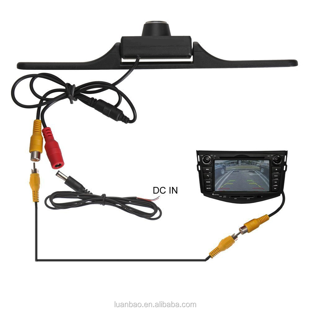 Comfortable Pkcorb Wireless Backup Camera Audi A4 2008 Engine ...