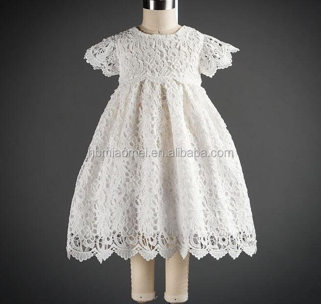USA Infant Baby Girl Festival Lace Princess Romper Dress Tutu Party Formal Dress