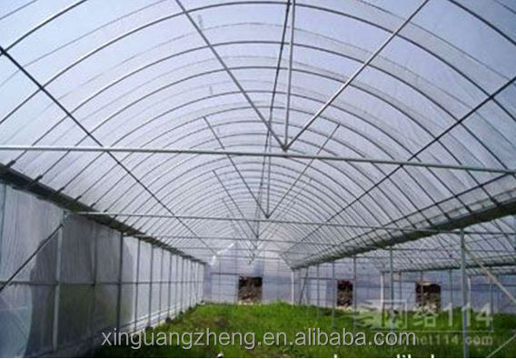 Prefabricated steel sandwich panel plant canopy
