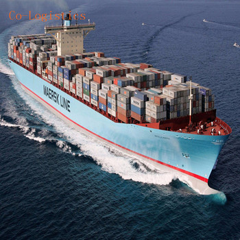 cheap global sea freight shipping service from china to Morocco