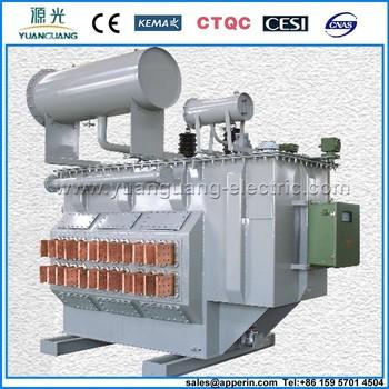 11kv Professional Dc Arc Transformer Electric Arc Furnace