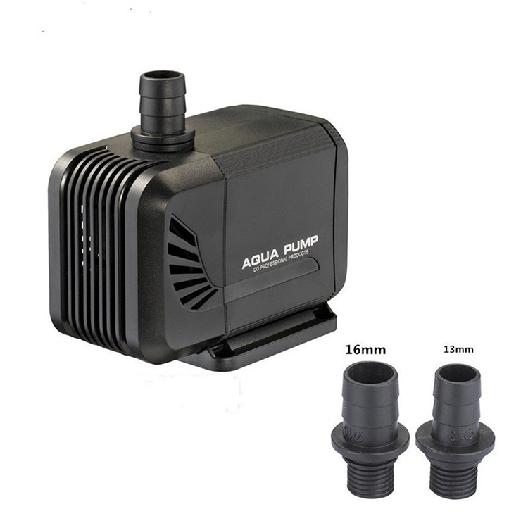 400 GPH Submersible Aquarium Fish Tank Fountain Water Pump 15W US Plug