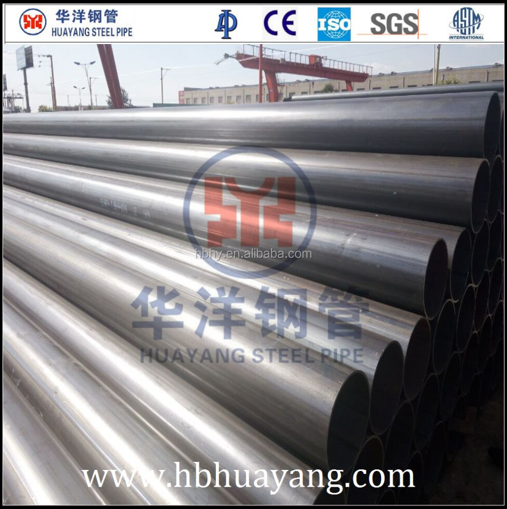 API 5L PLS2 X50 Pipe Line, Oil & Gas Line ERW Steel Pipe