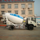 New Condition Dongfeng Foton Chassis Ready Mixed Concrete Mixer Truck Vehicle